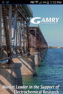 Gamry - náhled