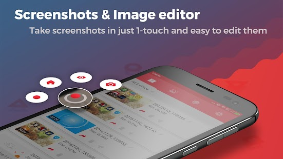 Screen Recorder With Audio And Editor & Screenshot - náhled
