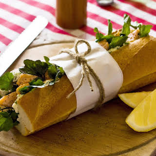 Smoked Salmon Baguette Recipes.