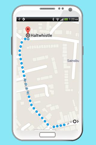 GPS Tracking Offline