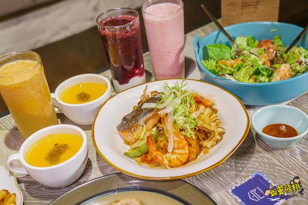 台南餐酒館In Stock 飲食客-豐盛早午餐還有晚餐餐點全來自真材實料的用心!