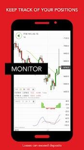 IG Trading - náhled