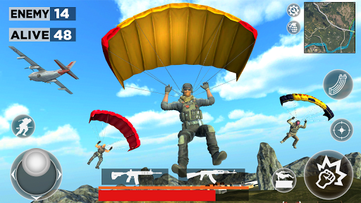 Free Battle Royale: Battleground Survival 2 screenshots 6
