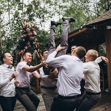 Wedding photographer Olga Vinogradova (OlgaSummer). Photo of 06.09.2018