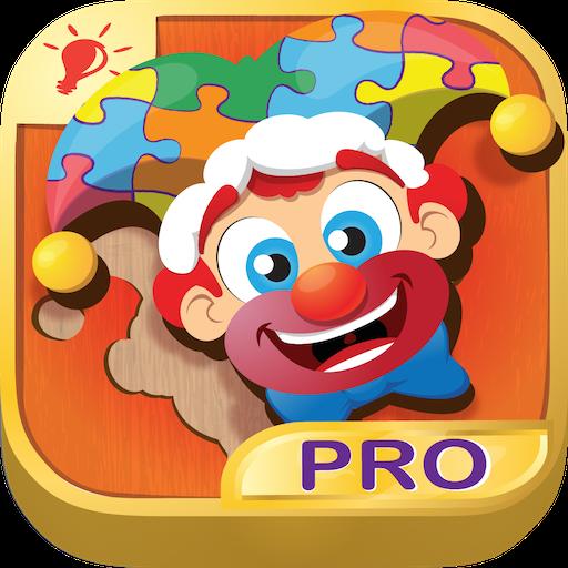 Puzzingo Kids Puzzles (Pro) 教育 LOGO-玩APPs