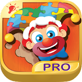 Puzzingo Kids Puzzles (Pro) Android APK Download Free By 77SPARX Studio, Inc.