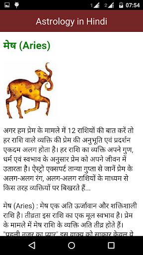 Hindi Astrology आपका भविष्य