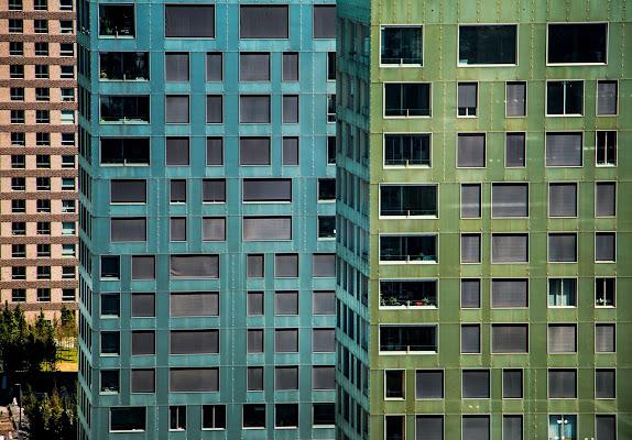 Geometrie urbane di atlantex