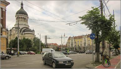 Photo: Cluj-Napoca - Piata Avram Iancu - 2018.04.27