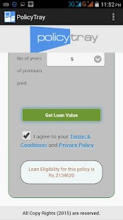 LIC Agent & Policy Holder App- screenshot thumbnail