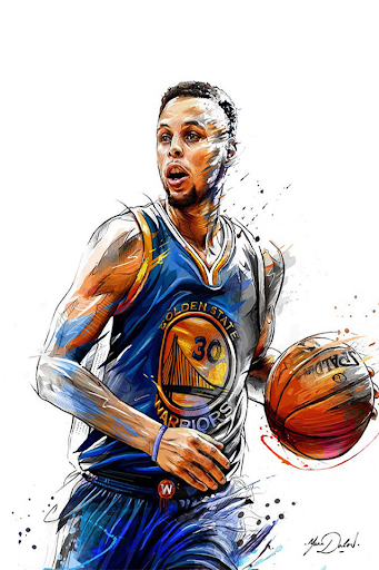 Stephen Curry Wallpapers 4K screenshot 1 ...
