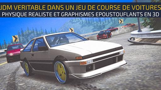 Code Triche JDM Racing: Drag & Drift Races apk mod screenshots 1