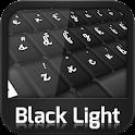 GO Keyboard Black Light icon