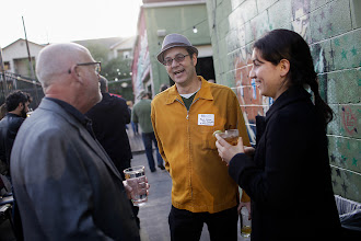 Photo: Great photos from our recent Texas Tribune / MediaShift Mixer to kick off the ISOJ conference!  http://on.fb.me/17PSby7