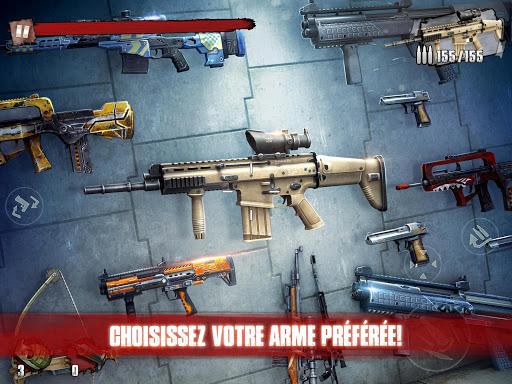Zombie Frontier 3: Jeu de Tir  captures d'u00e9cran 12