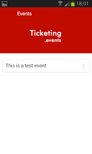 Event Ticket Scanner- screenshot thumbnail
