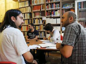 Photo: At The Foundation of İsmail Beşikçi