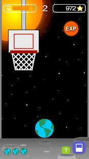 SIKE! Bank Shot Basketball Screenshot