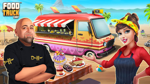 Food Truck Chef™ 🍕Cooking Games 🌮Delicious Diner apklade screenshots 1