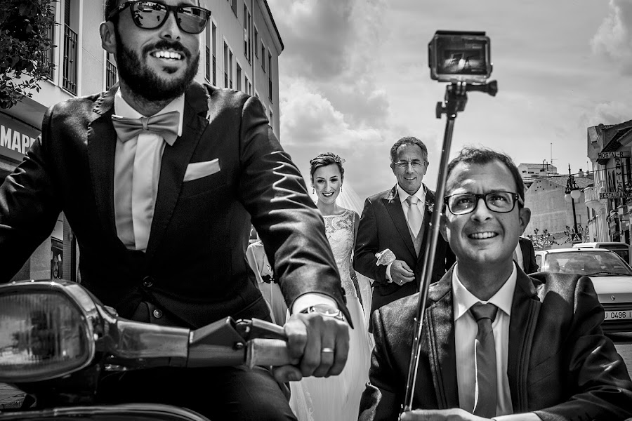 Wedding photographer Iñaki Lungarán (lungarn). Photo of 16.07.2015