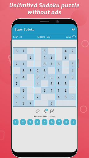 Sudoku - Free Sudoku Puzzles screenshots 5