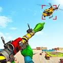 Traffic Car Shooting Games - FPS Shooting Games icon