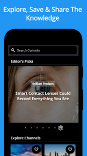 Download Curiosity For PC Windows and Mac apk screenshot 5