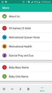 Beauty of Islam - Prayer Times, Baby Name - náhled