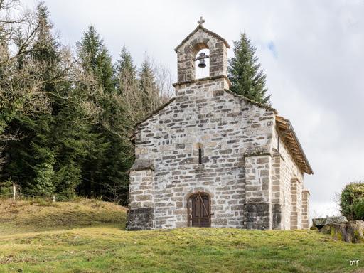 photo de chapelle d'Escalmels