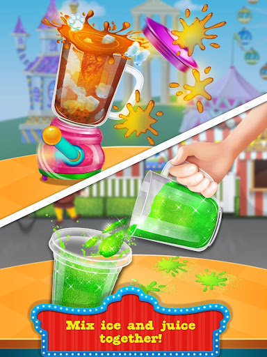 玩免費休閒APP|下載Slushy! - Make Crazy Drinks app不用錢|硬是要APP