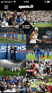 Sports.fr 4.0.4 Android Mod + APK + Data 3