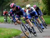 Jordi Meeus was in de tweede etappe van de Ronde van Tsjechië sneller dan Belgisch kampioen Tim Merlier
