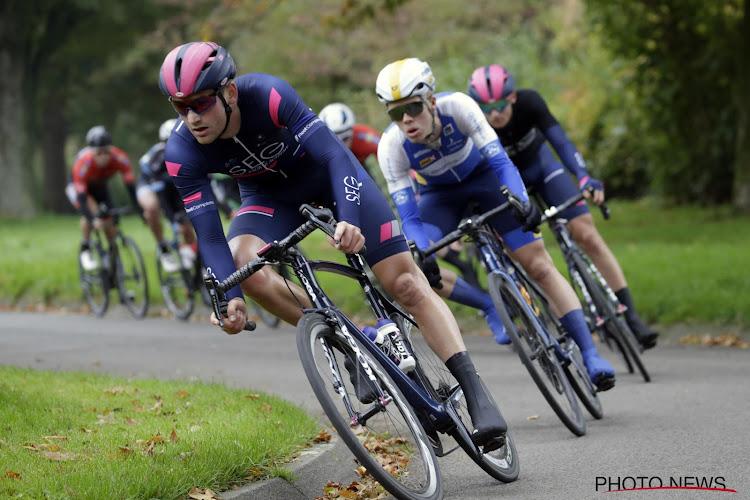 22-jarige Jordi Meeus heeft de tweede etappe van de Ronde van Tsjechië op zijn naam geschreven