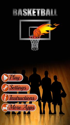 バスケットボールスラスト