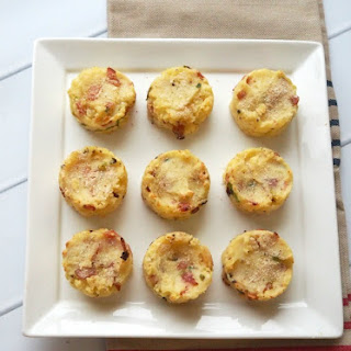 Baked Potato Cakes