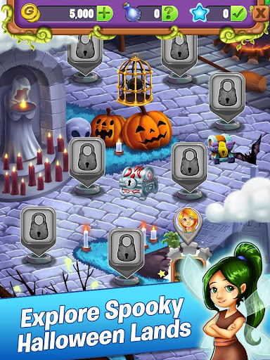 Mahjong Mystery Adventure: Monster Mania  screenshots 1