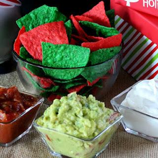 Football, Holidays, and Spicy Guacamole O-My!