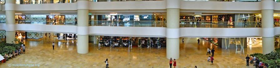 Photo: Shopping mall Hong Kong