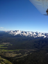 Photo: Sawtooth Range Between Stanley and Smiley Creek, Idaho