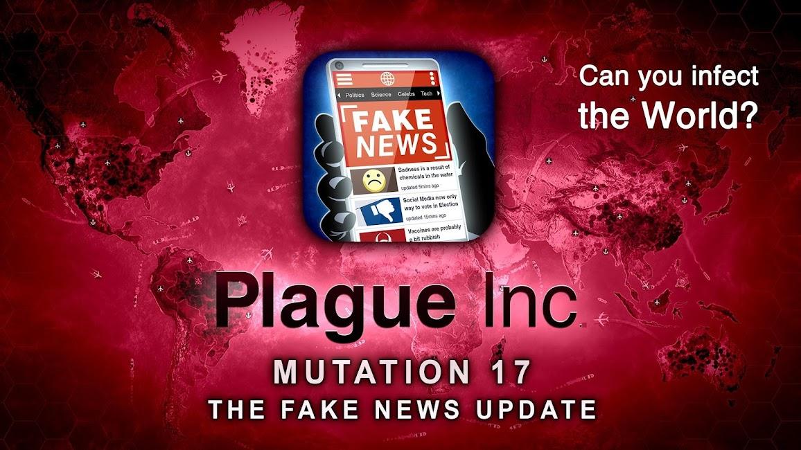 Plague Inc. GiftCode 1.18.6 1