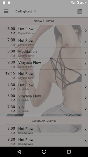 Hom Yoga- screenshot thumbnail