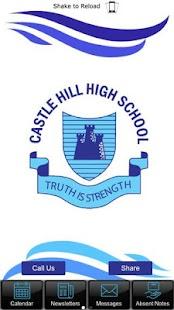 Castle Hill High School - náhled
