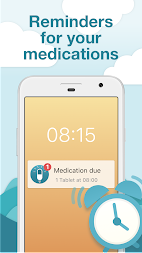 Pill Reminder & Medication Tracker - MyTherapy APK screenshot thumbnail 1