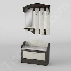 Прихожая-2 мебель разработана и произведена Фабрикой Тиса мебель