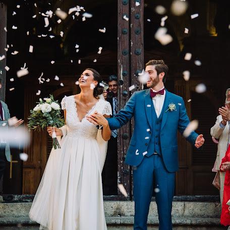 Wedding photographer Christian Rosette (christianrosett). Photo of 16.08.2017