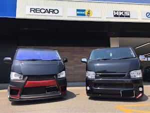 ハイエース  スーパーGL 4WDのカスタム事例画像 隼さんの2020年04月29日21:46の投稿