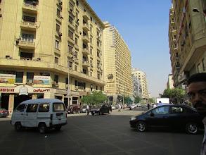 Photo: la 26 de julio, una de las principales avenidas