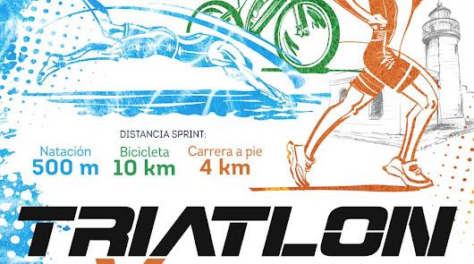 El 'V Triatlón Cros Ciudad de Roquetas' abre sus inscripciones