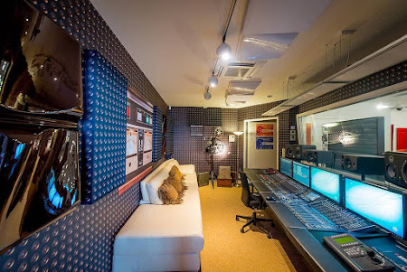 Upgrade akoestiek voor The Musical Box Studio