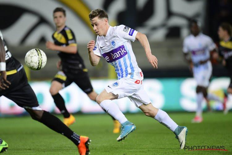 OFFICIEEL: Talent dat enkele weken geleden pas debuut maakte vertrekt definitief bij Genk